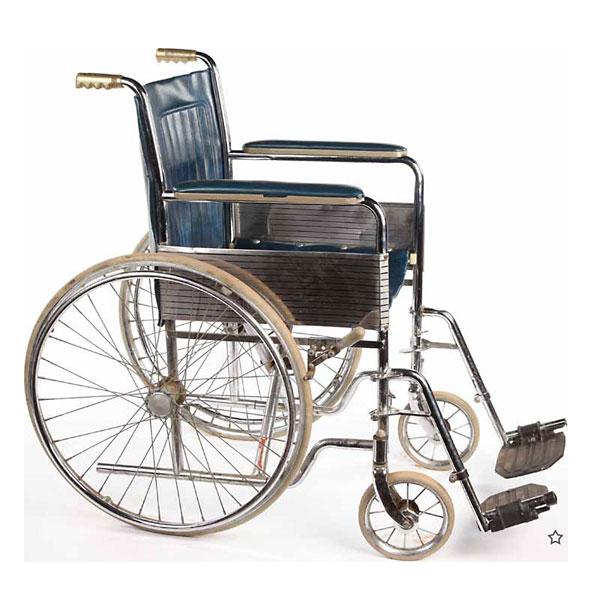Helylle pyörätuoli